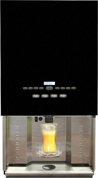 Juicemaskiner för restauranger och hotell. Bänkmaskin.